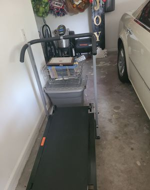 Manual Treadmill~Like New for Sale in Powder Springs, GA