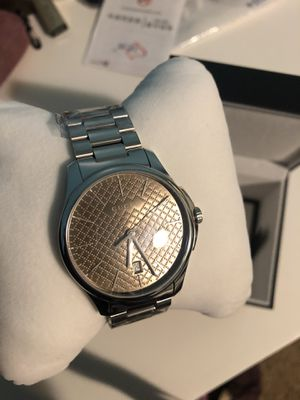 Gucci men's watch for Sale in Bellevue, WA