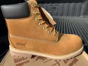 """New Men's 6"""" Wedge Waterproof Work Boot Size 9 for Sale in Doral, FL"""