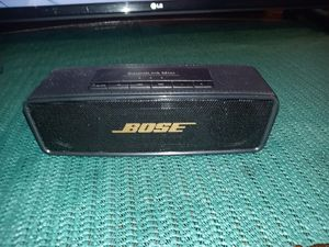Bose sound link mini 2 for Sale in West Linn, OR