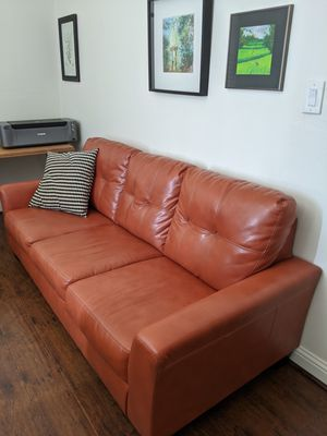 """Comfy sofa 83"""" for Sale in Oakland, CA"""