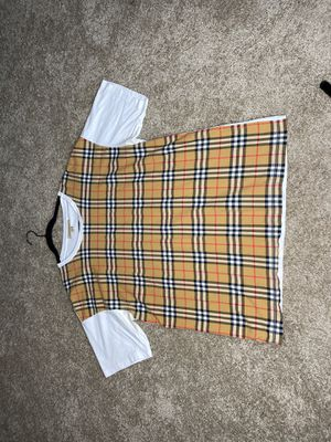 Burberry Oversized shirt for Sale in Largo, FL