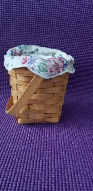 Longaberger Basket for Sale in Durham, NC
