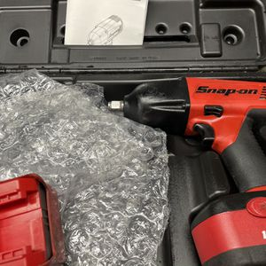 "Snap On 1/2"" Impact Gun Cordless for Sale in Columbus, OH"