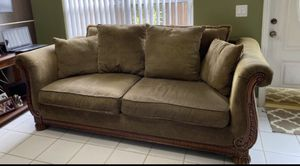 Rooms To Go Couch and Love Seat for Sale in West Palm Beach, FL