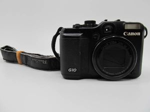 Canon PowerShot G10 Digital Camera w/5X Zoom. No Charger for Sale in Los Angeles, CA