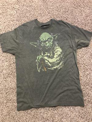 Star Wars Yoda Tee for Sale in Frisco, TX