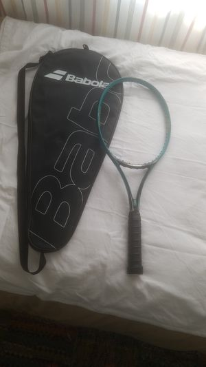Tennis Racket and Carry Case Sports Equipment for Sale in Mesa, AZ
