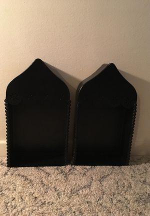 Black Wall Shelves for Sale in Memphis, TN