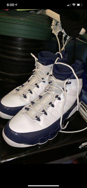 Jordan 9 UNC Size 12 for Sale in Washington, DC