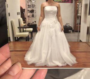 Wedding Dress for Sale in Jonesboro, GA