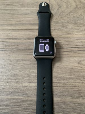Apple Watch 38mm Silver Unlocked for Sale in Durham, NC