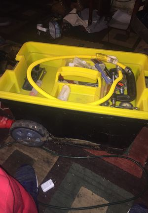 Giant tool box for Sale in Detroit, MI