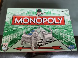 Monopoly Board Game for Sale in Burbank, CA