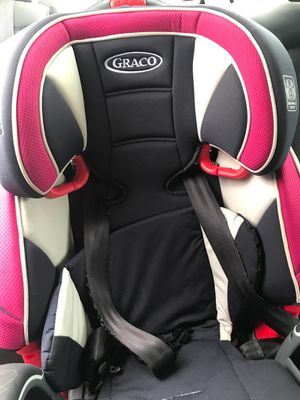 Graco Nautilus 65 3-in-1 Harness Booster Car Seat- $70 for Sale in Dublin, OH