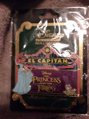 Disney's Princess and the frog pin for Sale in Lewisville, TX