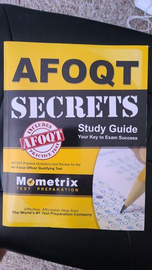 AFOQT for Sale in Gulf Breeze, FL