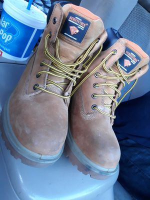 Mens size 9 work boot need to sell for Sale in Aurora, CO