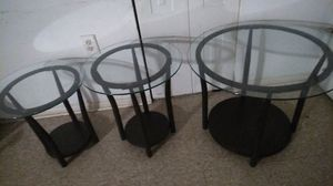 Coffee Table (3) for Sale in Washington, DC