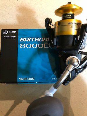 Shimano Baitrunner 8000D for Sale in League City, TX