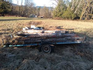 UTILITY TRAILER FOR SALE for Sale in Sedro-Woolley, WA