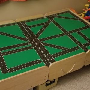 Train Table With 2 Drawers for Sale in Laurel, MD