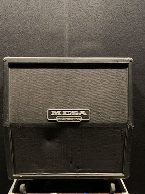 Mesa Boogie Rectifier Standard 4x12 Guitar Cab 240w for Sale in Las Vegas, NV