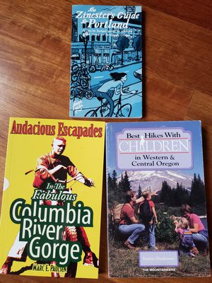Oregon Travel and Hiking books for Sale in Gresham, OR