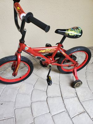 CARS Kids Bike for Sale in Plantation, FL
