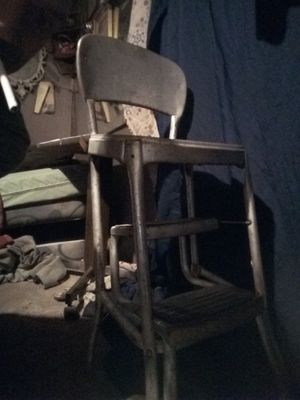 Antique high chair for Sale in Mayking, KY