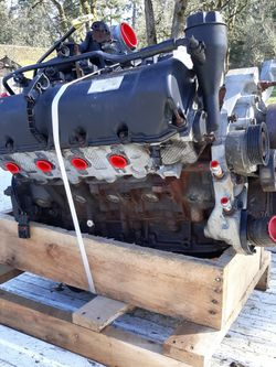 2007 Jeep Grand Cherokee 4.7liter motor for Sale in Rainier,  WA