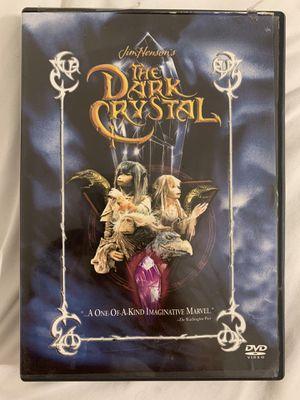 Jim Henson's the dark crystal on DVD for Sale in Norwalk, CA