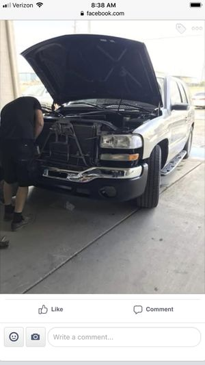 99-06 Chevy Silverado or Gmc radiator support / doors for Sale in Las Vegas, NV