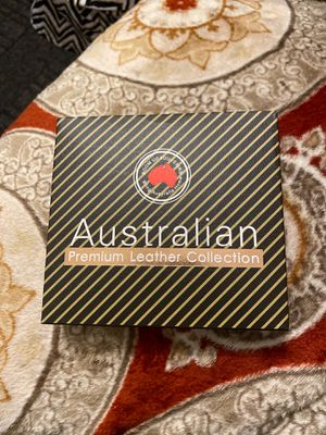 Australian Premium Leather Collection for Sale in Milpitas, CA