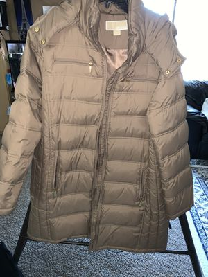 Michael kors long jacket for Sale in Naperville, IL