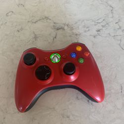 Red Xbox 360 Controller. for Sale in Vancouver,  WA