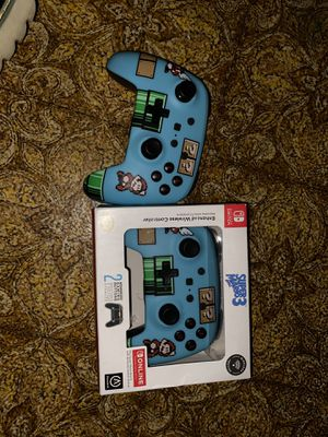 Super Mario 3 Nintendo switch controllers for Sale in Baltimore, MD