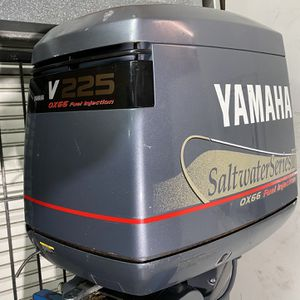 Yamaha 225 Hp Outboard Motor for Sale in Hollywood, FL