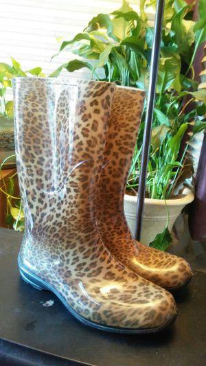 Women's rain boots for Sale in La Vergne, TN