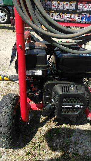 Homelite pressure washer for Sale in Lehigh Acres, FL
