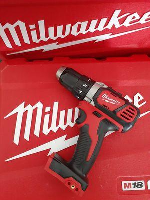 New Milwaukee ⛽ M18 1/2 Hammer/Drill 2speeds for Sale in North Miami Beach, FL