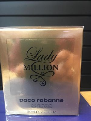 Lady Million Perfume by Paco Rabanne / Original / Brand new for Sale in Annandale, VA