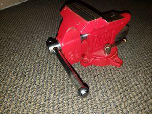 Sears bench vise 3 1/2 swivel anvil vise. ask $29 for Sale in Pomona, CA