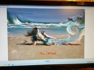 Mermaid prints for Sale in Manassas, VA