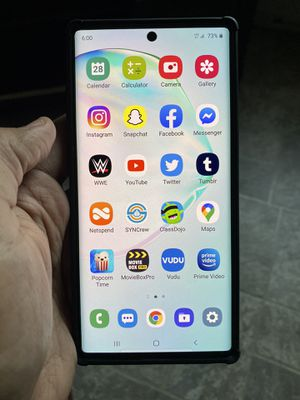 UNLOCKED GALAXY NOTE10 for Sale in Haines City, FL