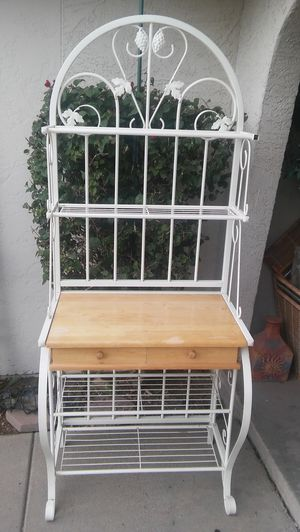 Bakers Rack $40 for Sale in Peoria, AZ