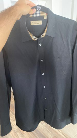 Burberry Button Down for Sale in Palm Desert, CA