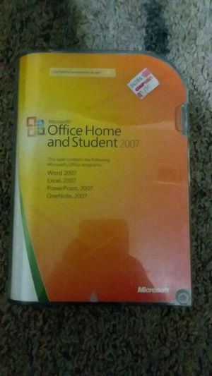 Microsoft Office, Home and student for Sale in Salt Lake City, UT