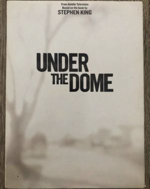 UNDER THE DOME Season 1 CBS Series 2013 DVD 4-Disc Set With Special Features for Sale in Tamarac, FL
