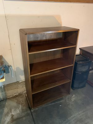 Bookshelf made of solid wood for Sale in Aurora, CO